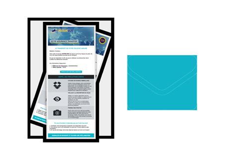 Secursus transactional emails